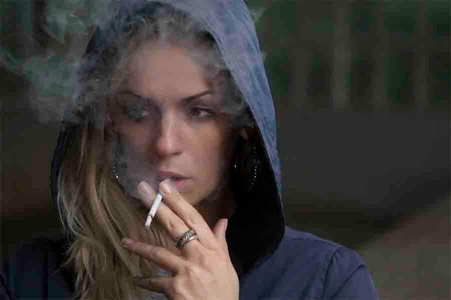 لذت سیگار