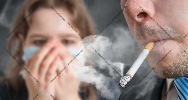 تاثیر اعتیاد به دخانیات