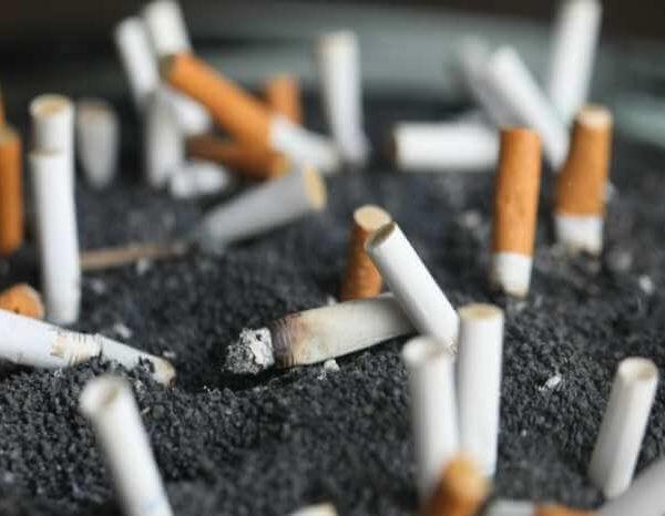 1 ماه و یک سال پس از ترک سیگار