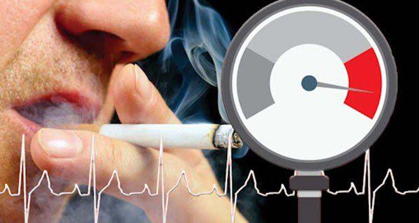 اعتیاد به دخانیات چگونه بر فشار خون بالا تأثیر می گذارد؟